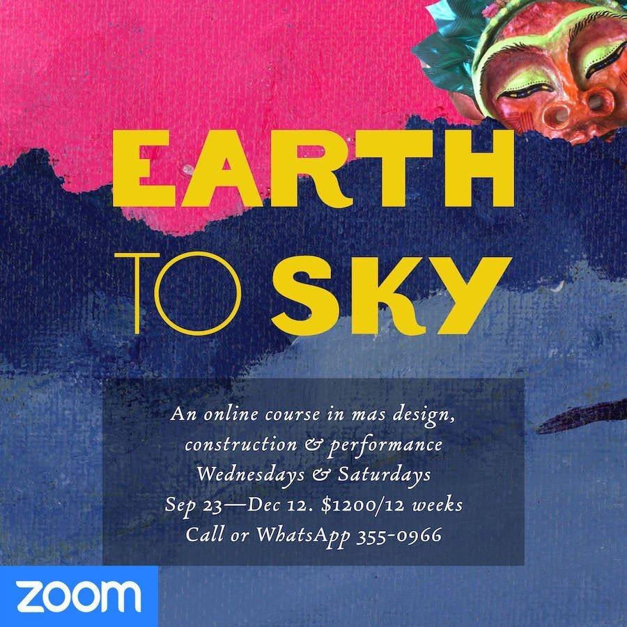 Earth to Sky: Mas design construction & performance