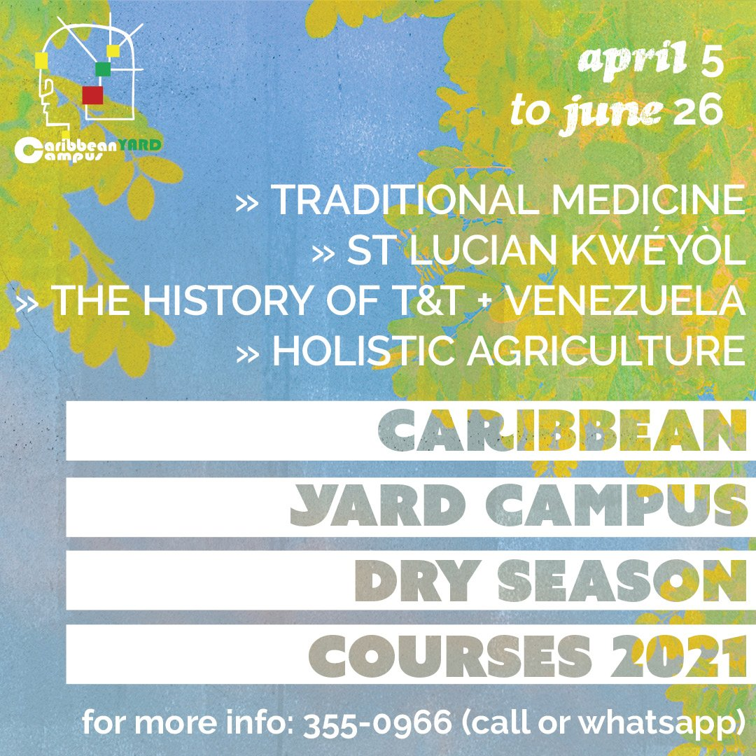 Dry Season 2021 starts April 5