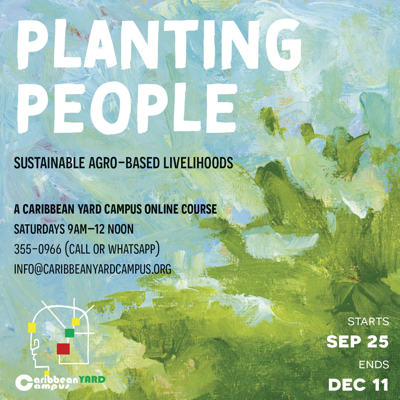 CYC 2021 Planting People rainy season